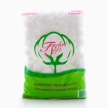 Cotton Balls (300 Balls) by Tender Soft in