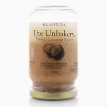 Toasted Coconut Butter (240ml) by The Unbakery