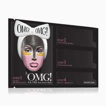 Doubledarespa omg! 4in1 kit zone system mask