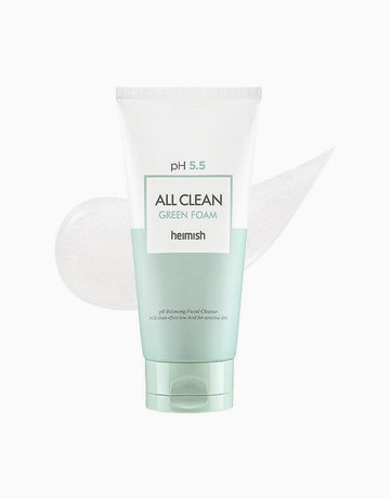 All Clean Green Foam by Heimish