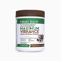 Vibranthealth maximum vibrance chocolate