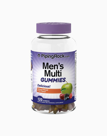 Men's Multi Gumies (120 Gummies) by Piping Rock