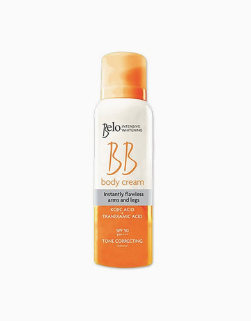 Intensive Whitening BB Body Cream Spray (100ml) by Belo