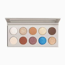 Kkw kkw beauty x mario 10 pan eyeshadow palette