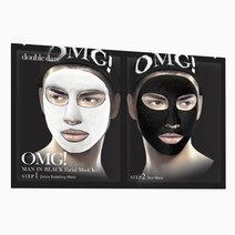 OMG! Man in Black Mask Kit by Double Dare Spa