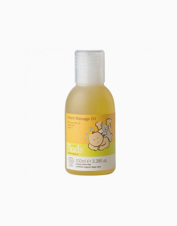 Baby Massage Oil by Buds Baby Organics