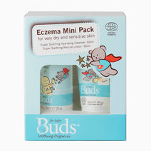 Eczema Mini Pack by Buds Baby Organics