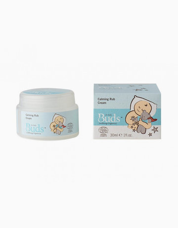 Calming Rub Cream by Buds Baby Organics