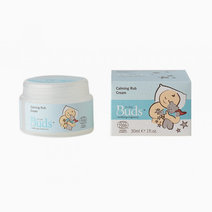 Buds baby calming rub cream