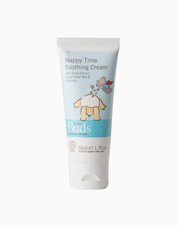 Nappy Time Soothing Cream by Buds Baby Organics