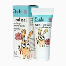 Oral Gel w/ Xylitol (0-1yr) by Buds Baby Organics
