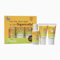Buds baby everday organics starter kit (for newborns)