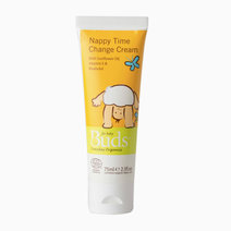 Buds baby organic nappy time change cream