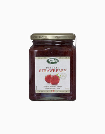 Strawberry Preserves by Fynbo