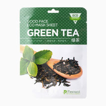 Green Tea Good Face Eco Mask by Pascucci