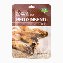 Pascucci good face eco mask sheet redginseng