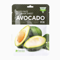 Avocado Good Face Eco Mask by Pascucci