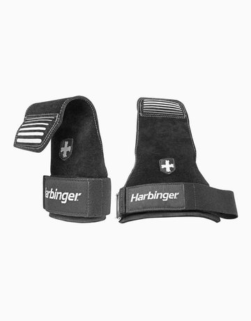 Lifting Grips in Black by Harbinger