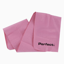 Perfectfitness perfect cooling towel pink