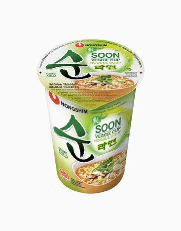 Soon Veggie Ramyun Cup by Nongshim