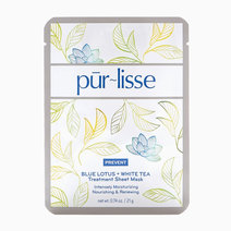 Blue Lotus + White Tea Mask by Purlisse