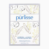 Charcoal+Licorice Refining Mask by Purlisse
