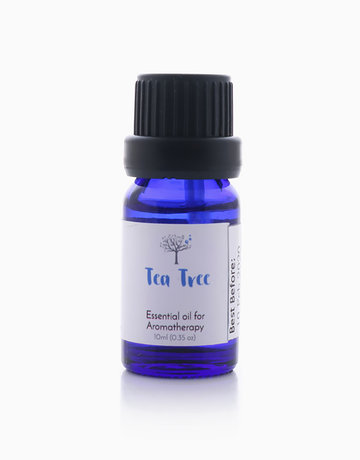 Tea Tree Oil (10ml) by Bathgems