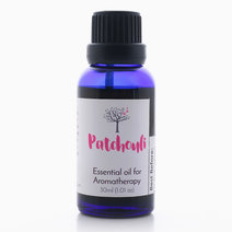 Patchouli Essential Oil (30ml) by Bathgems