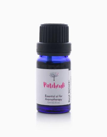 Patchouli Essential Oil (10ml) by Bathgems