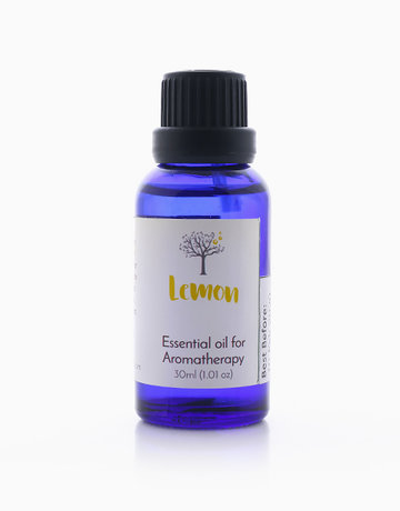 Lemon Essential Oil (30ml) by Bathgems