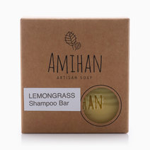 Lemongrass Shampoo Bar by Amihan Organics
