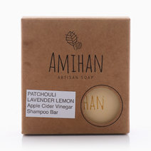 Lavender/Patchouli/Lemon  Apple Cider Vinegar Shampoo Bar by Amihan Organics in