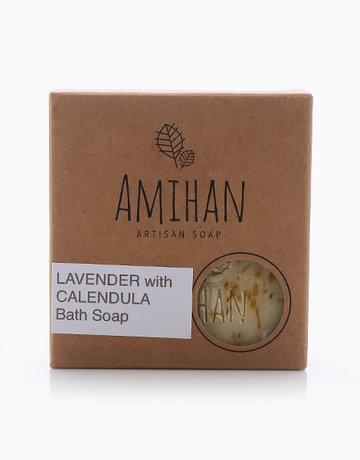 Lavender With Calendula Soap by Amihan Organics