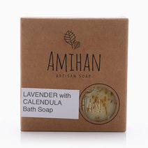 Lavender With Calendula Soap by Amihan Organics in