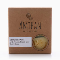 Lemongrass with French Green Clay Soap by Amihan Organics