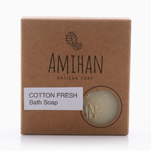 Cotton Fresh Soap by Amihan Organics