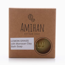 Lemongrass with Morrocan Clay Soap by Amihan Organics