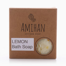Lemon Soap by Amihan Organics in