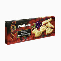 Shortbread Assorted (160g) by Walkers