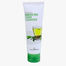 Green Tea Cleansing Foam by Ra & Gowoori