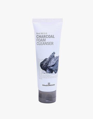 Charcoal Cleansing Foam by Ra & Gwoori