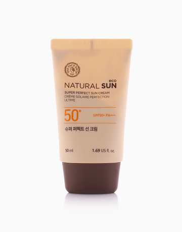 Natural Sun Eco Super Perfect Sun Cream by The Face Shop