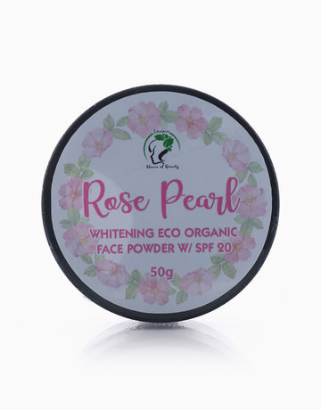Rose Pearl Face Powder by Leiania House of Beauty