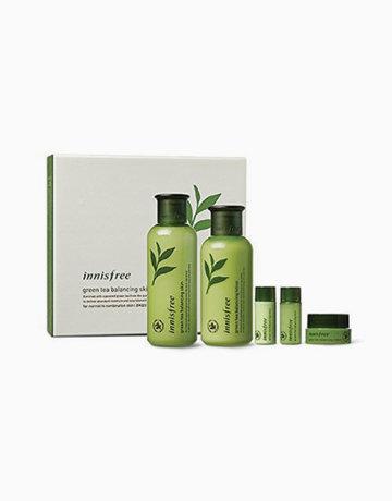 Green Tea Balancing Skin Set by Innisfree