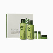Green Tea Balancing Skin Set by Innisfree