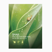 Snail Solution Mask Sheet by Nature Republic
