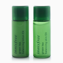 Green Tea Balancing Dual Kit by Innisfree