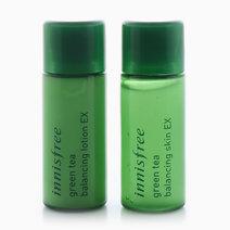 Green Tea Balancing Dual Kit by Innisfree