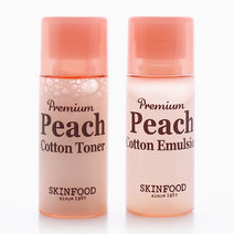 Peach Cotton Dual Kit by Skinfood