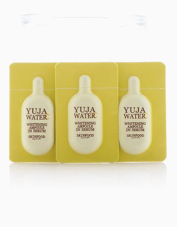 Yuja Water C Whitening Ampoule in Serum Sampler Set  by Skinfood